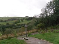 View from Bwthyn y Bugail at rear of the house